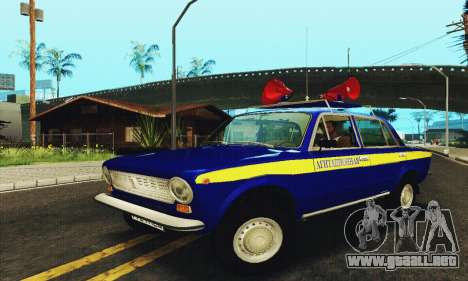 VAZ 21011 Propaganda para GTA San Andreas