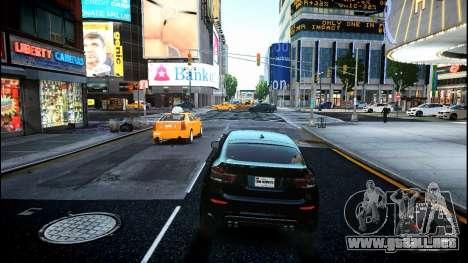 ENB realistic final 1.4 para GTA 4 segundos de pantalla