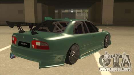 Proton Wira with s15 front end para la visión correcta GTA San Andreas