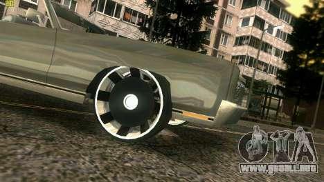 Chevy Monte Carlo para GTA Vice City vista lateral