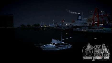 ENB realistic final 1.4 para GTA 4 adelante de pantalla