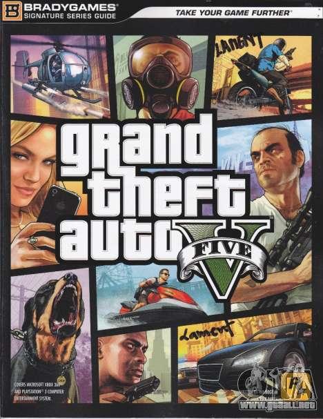 GTA 5 Grand Theft Auto V Signature Series Guide segunda captura de pantalla