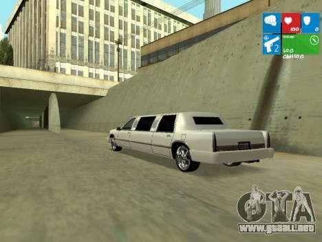 New Stretch para la visión correcta GTA San Andreas