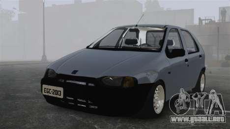 Fiat Palio EDX 1997 para GTA 4