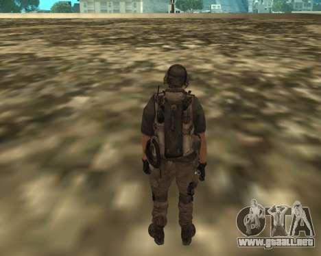 Nikolay para GTA San Andreas segunda pantalla