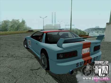 Super GT HD para el motor de GTA San Andreas