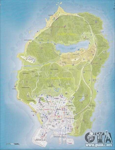 GTA 5 Grand Theft Auto V Signature Series Guide sexta captura de pantalla