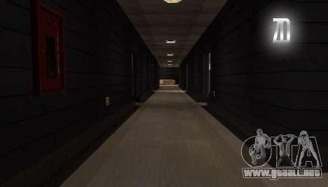 Retekstur en Jefferson para GTA San Andreas segunda pantalla