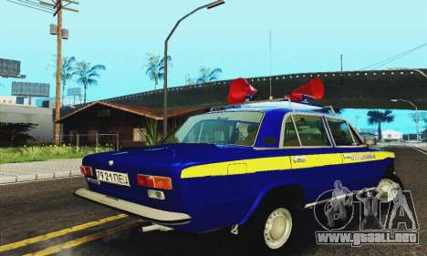 VAZ 21011 Propaganda para la visión correcta GTA San Andreas