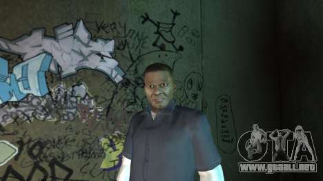 Franklin de GTA 5 para GTA 4 segundos de pantalla