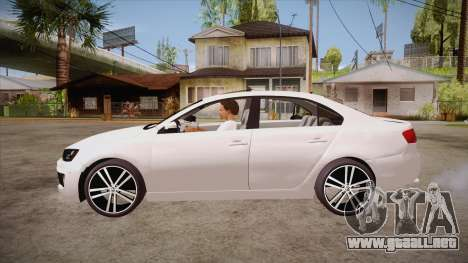 VW Jetta GLI 2013 para GTA San Andreas left
