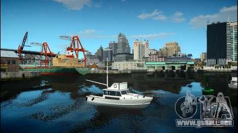 ENB realistic final 1.4 para GTA 4 tercera pantalla