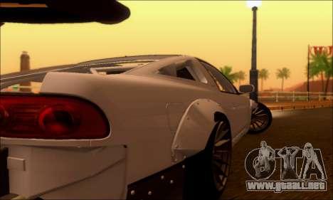 Nissan 380SX BenSopra para la visión correcta GTA San Andreas