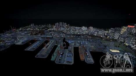 ENB realistic final 1.4 para GTA 4 sexto de pantalla
