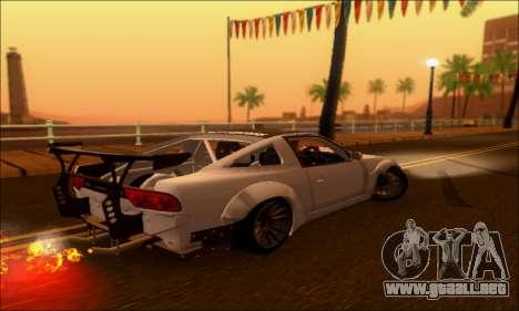 Nissan 380SX BenSopra para GTA San Andreas left