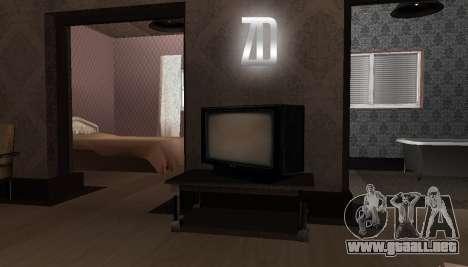 Retekstur en Jefferson para GTA San Andreas octavo de pantalla
