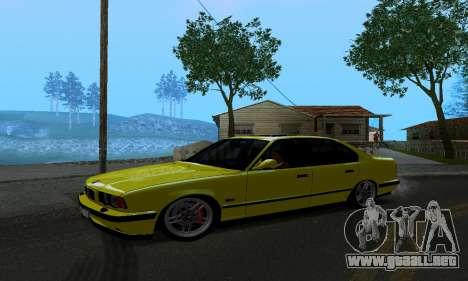 BMW M5 E34 IVLM v2.0.2 para GTA San Andreas left