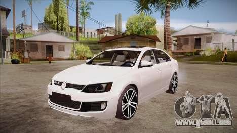 VW Jetta GLI 2013 para GTA San Andreas