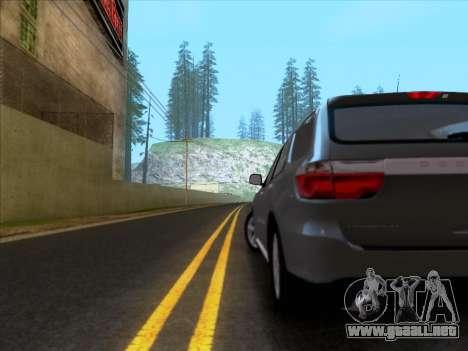 Dodge Durango Citadel 2013 para la visión correcta GTA San Andreas