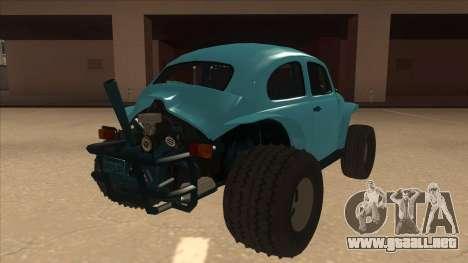 Volkswagen Baja Buggy 1963 para la visión correcta GTA San Andreas
