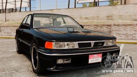 Mitsubishi Galant v2.0 para GTA 4