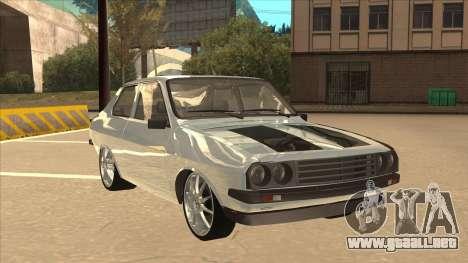 Dacia 1310 Sport Tuning para GTA San Andreas left