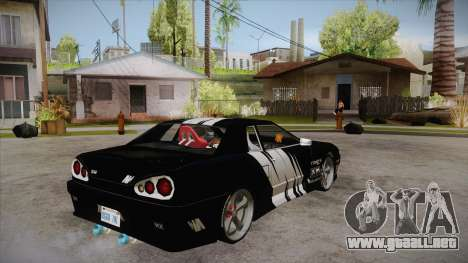 Elegy Touge Tune para la visión correcta GTA San Andreas