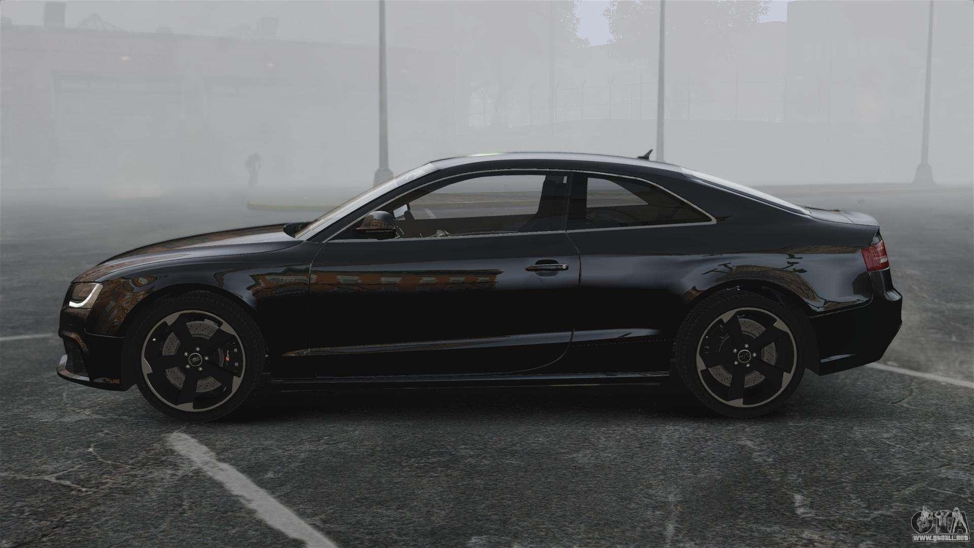 Audi Rs5 2011 V2 0 Para Gta 4