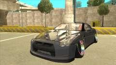 Nissan GT-R R35 Camber Killer