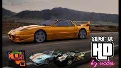 Super GT HD para GTA San Andreas