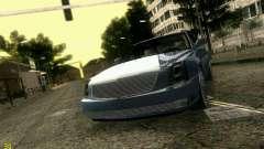 Caddy DTS DUB para GTA Vice City