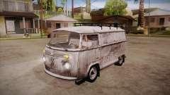 Volkswagen Transporter T2 Custom para GTA San Andreas