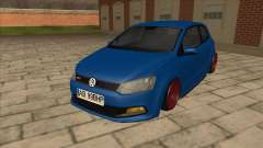 Volkswagen Polo GTi Euro Stance 2012