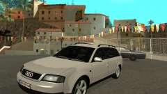 Audi A6 (C5) Avant para GTA San Andreas