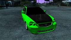 Lada Priora Carbon Lux para GTA San Andreas