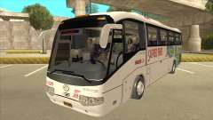 Higer KLQ6129QE - Super Five Transport S 025 para GTA San Andreas