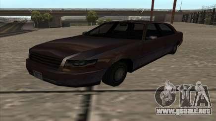 Washington de GTA 5 para GTA San Andreas