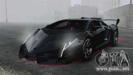 Lamborghini Veneno para GTA 4