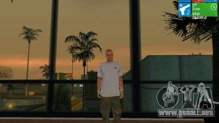 Nuevo vendedor de armas para GTA San Andreas