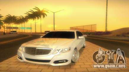 Mercedes-Benz E350 Wagon para GTA San Andreas