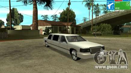 New Stretch para GTA San Andreas