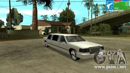New Stretch para GTA San Andreas