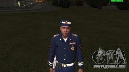 Sargento DPS para GTA San Andreas
