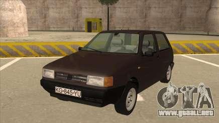 Yugo Uno 45 R 1994 para GTA San Andreas