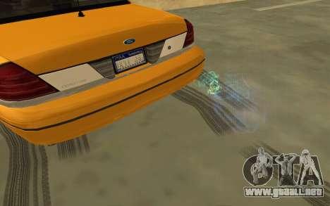 GTA V to SA: Realistic Effects v2.0 para GTA San Andreas