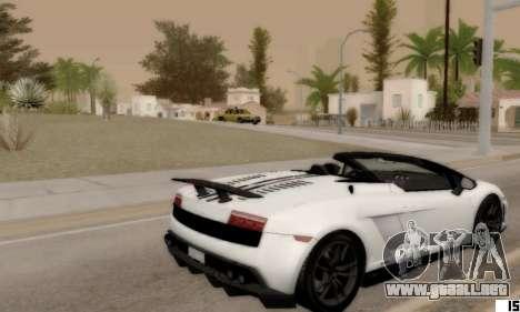 VI ENB para PC baja para GTA San Andreas segunda pantalla