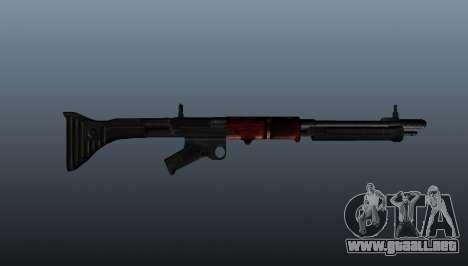 Fusil automático FG 42 para GTA 4 tercera pantalla