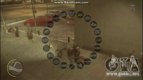 GTA V Radio HUD para GTA 4