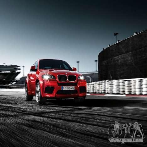 Pantalla de arranque de BMW para GTA 4 novena de pantalla