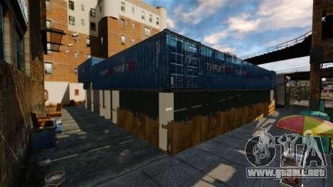 Garaje para GTA 4 segundos de pantalla